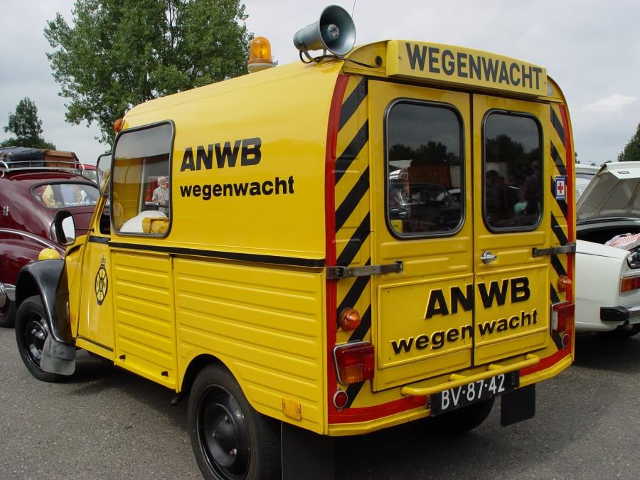 2 CV Wegenwacht