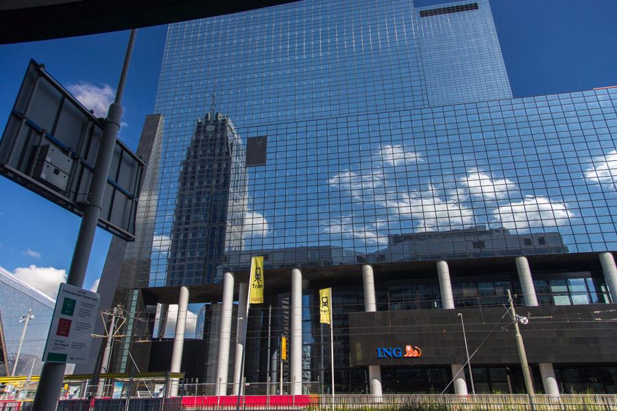 ING kantoor, Weena, Rotterdam