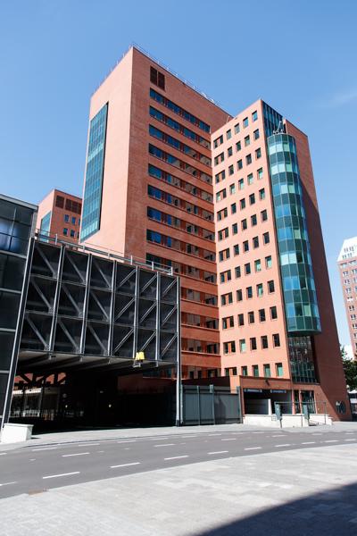 UWV-gebouw, Rotterdam