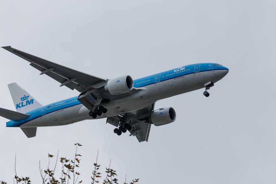 Boeing 777-206(ER) KLM