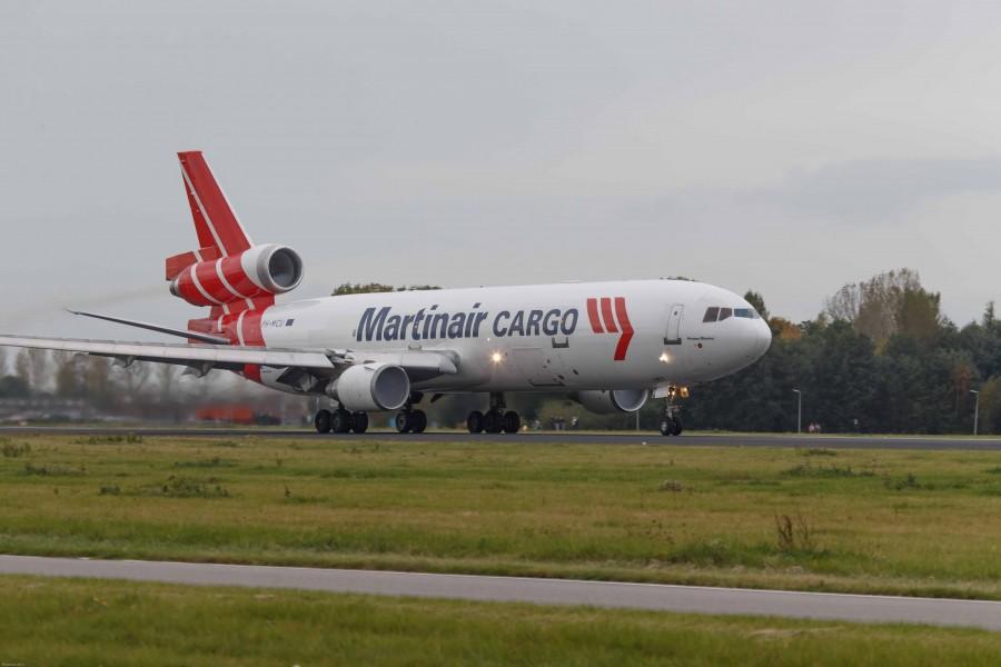 McDonnell Douglas MD-11F  Martinair Holland