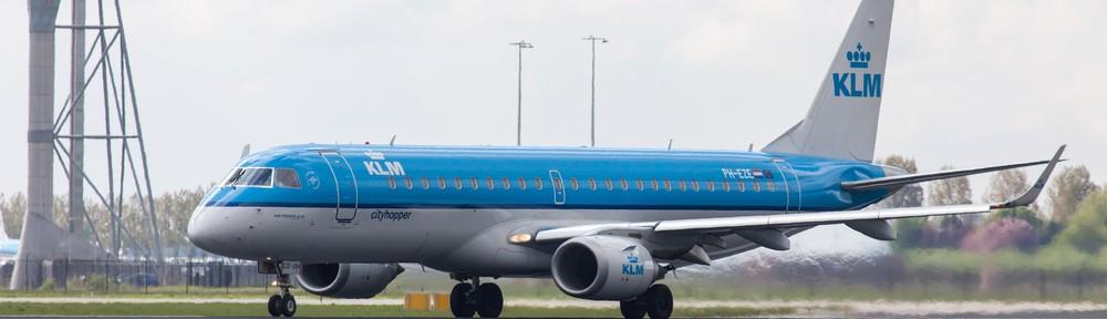Embraer ERJ-190STD (ERJ-190-100) KLM Cityhopper