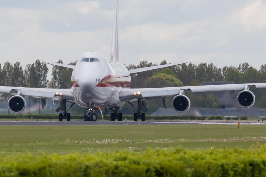 Boeing 747-212B(SF)  Kalitta Air