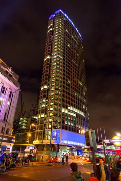 Centre-point building Londen