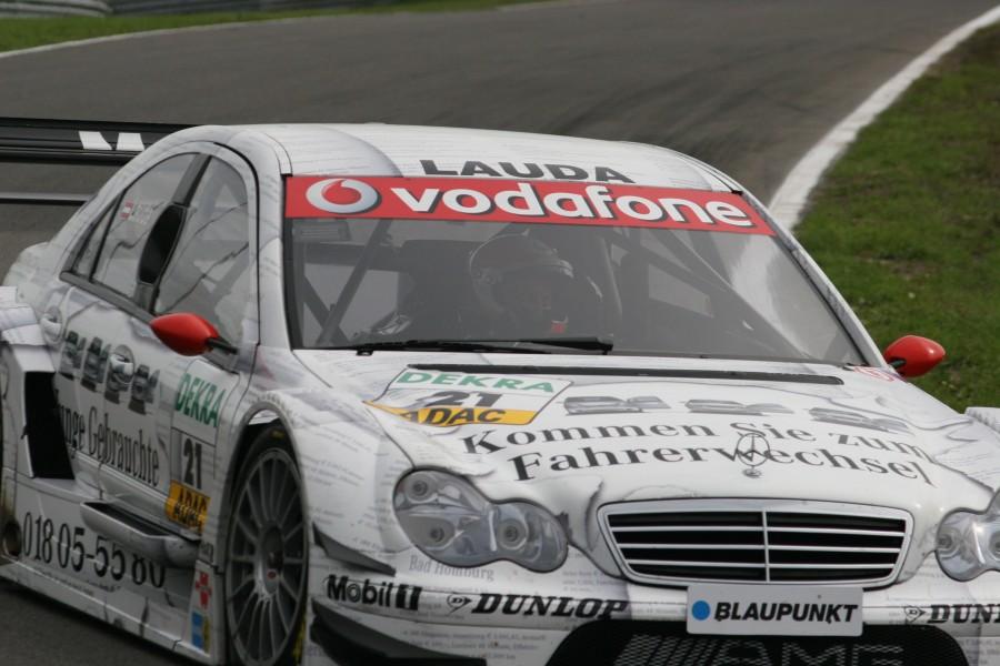 DTM Zandvoort Lauda