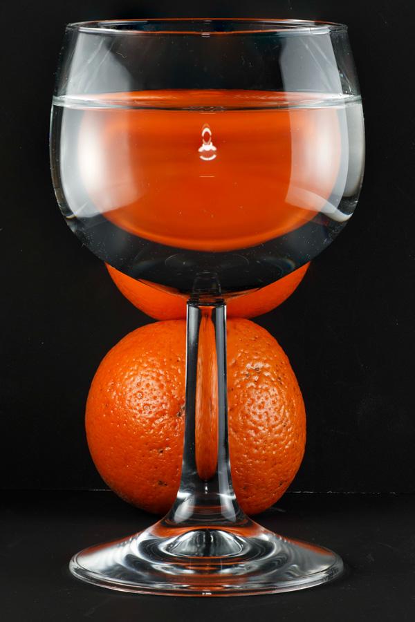Sinasappelglas