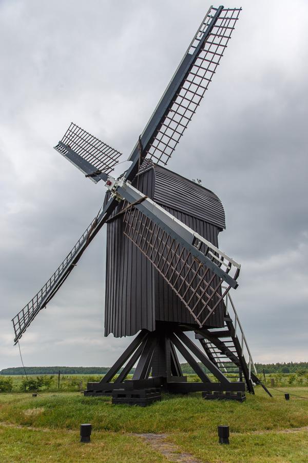 Ter Apel, originele molen van Bourtange
