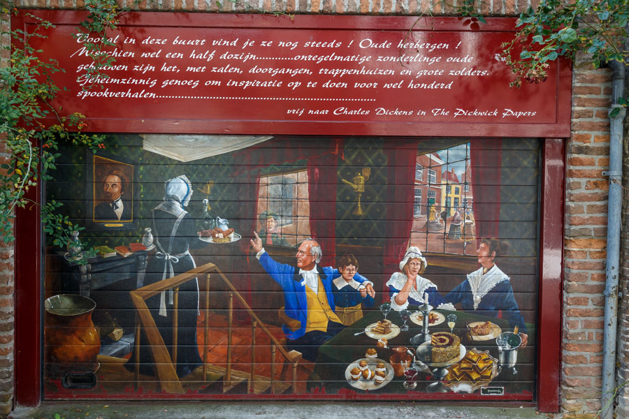 Deventer, Charles Dickens