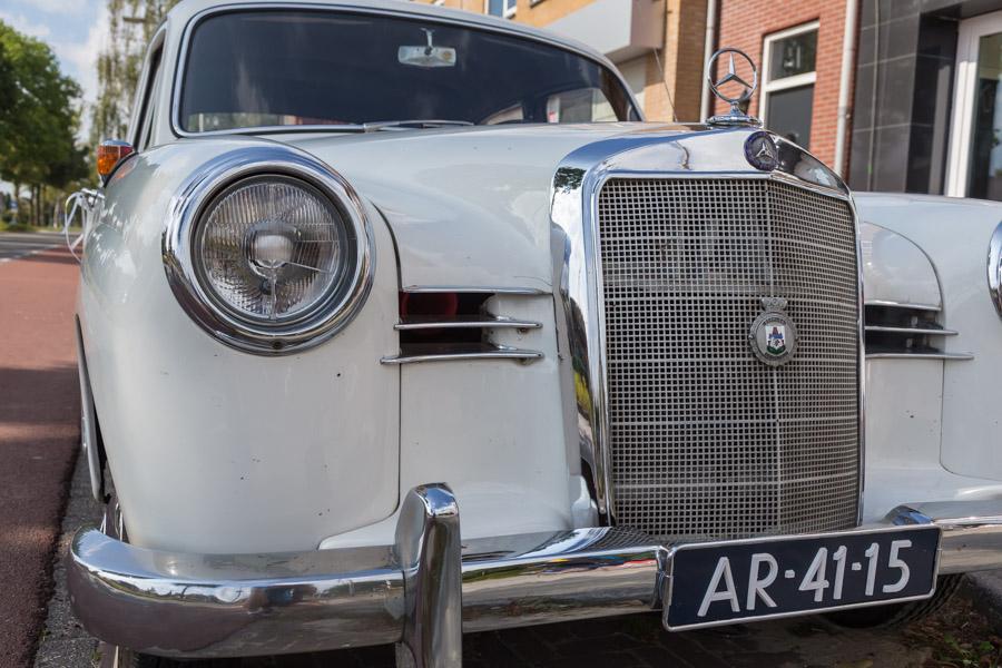 Mercedes Benz 1958  64 PK