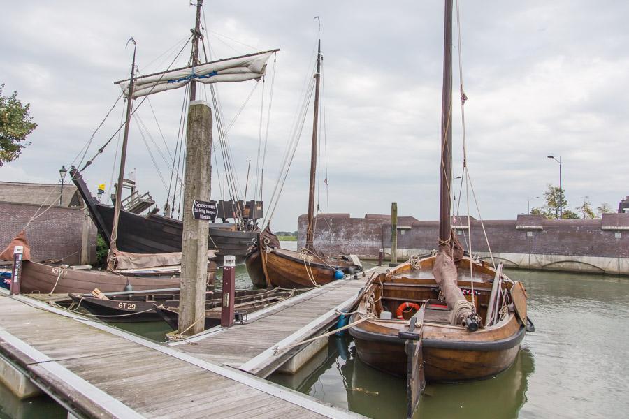Kampen, Buitenhaven