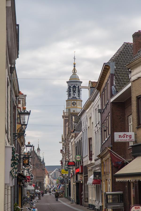 Kampen, Oudestraat