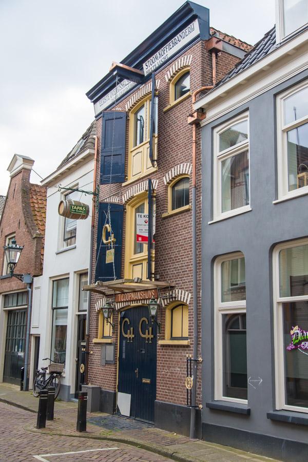 't Coopmanshuys, Kampen