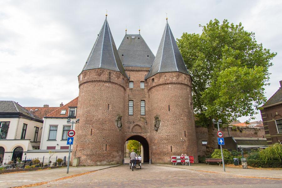 Meerminnenpoort, Kampen